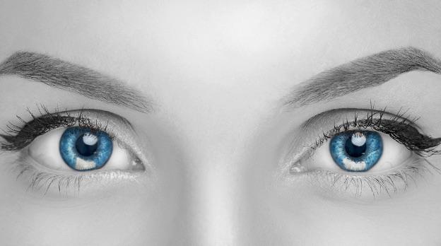 Kontaktlinsen Augen